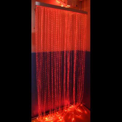 Straight Fibre Optic Curtain