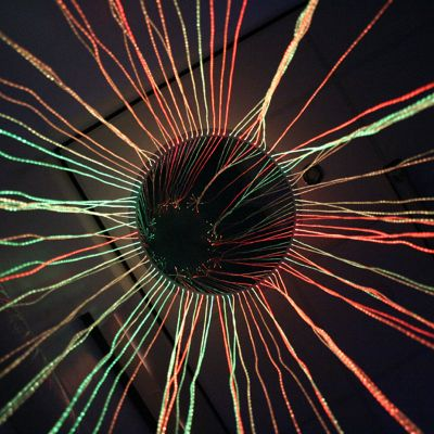 Circular Fibre Optic Curtain
