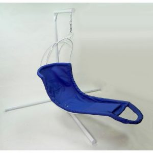 Blue Leaf Chair