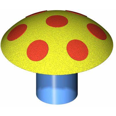 Mushroom Garden Seat
