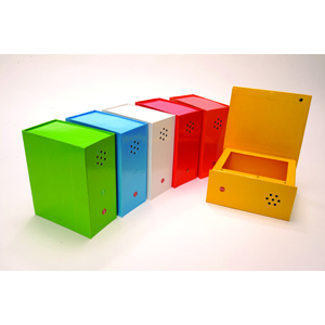 Rainbow Boxes - Communication Resources