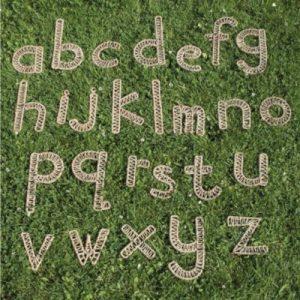 Weaving Letters