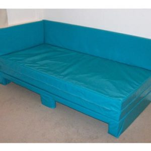Waterbed with Hoist Access Plinth