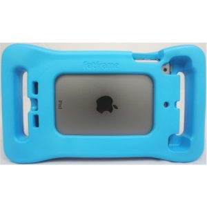 ipad mini fatframe surround blue