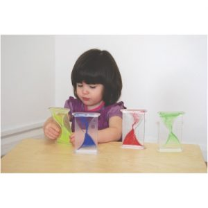 Large Sensory Bubble Timers