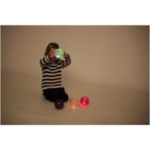 Textured Flashing Sensory Balls