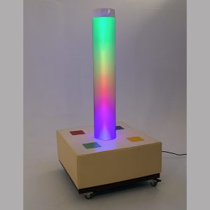 Interactive Portable Borealis Tube