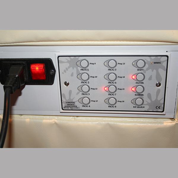 Borealis Tube Controller